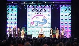 Ceremonia Inaugural XXIX Asamblea General IAU, Honolulu, Hawai. Foto: IAU/B. Tafreshi