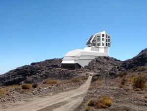 Comienza construcción de telescopio LSST en Chile
