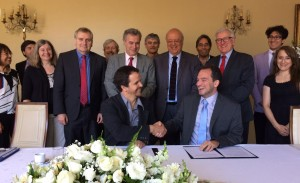 Promueven cooperación en Astronomía Chileno-Argentina