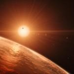 Se descubre sistema solar con siete planetas de características similares a la Tierra