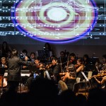Orquesta Juvenil de Pudahuel puso música al Día de la Astronomía