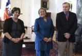 Presidenta Bachelet nombra a Mario Hamuy presidente del Consejo de Conicyt