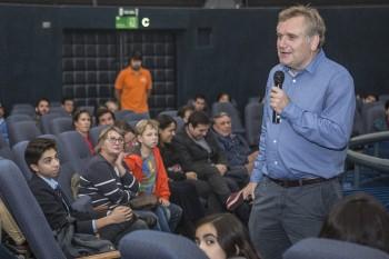 Planetario inicia su ciclo de charlas de divulgación con la participación del doctor Mario Hamuy