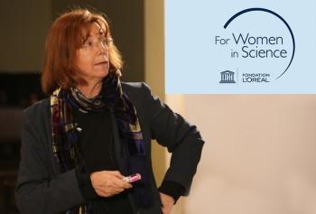 María Teresa Ruiz gana premio L'Oreal Unesco for Women in Science