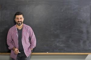 Young Man Teacher