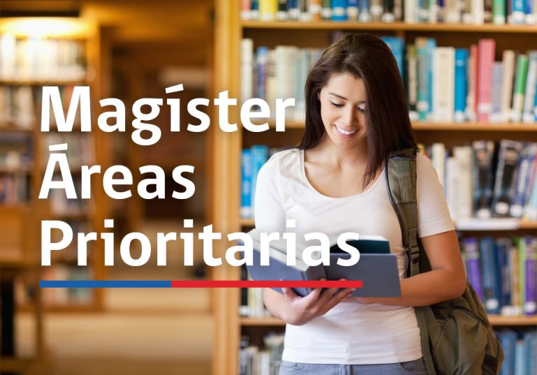 CONICYT define áreas de interés prioritario para Magíster Becas Chile 2018