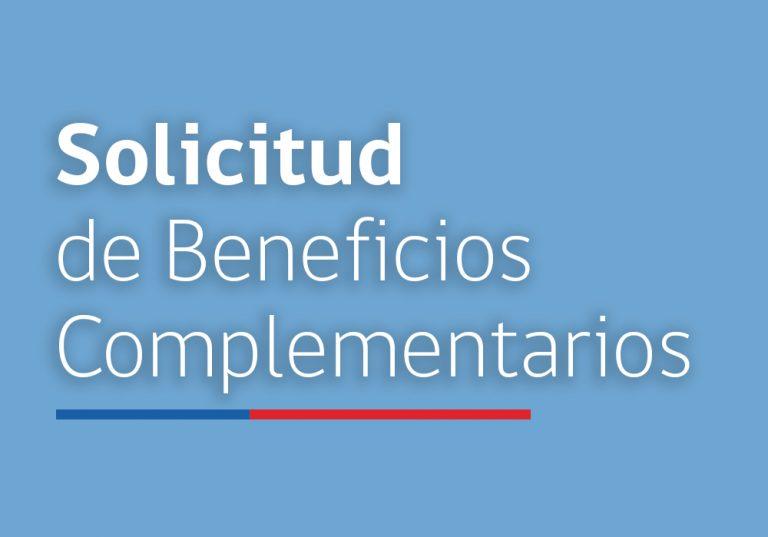 Solicitud de Beneficios Complementarios de Doctorado Nacional comienza el 16 de agosto