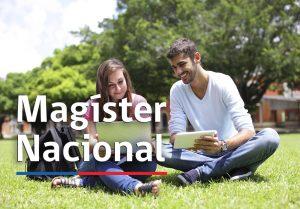 Beca de Magíster Nacional inicia su convocatoria 2018