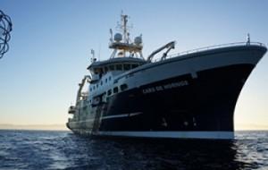 Cabo de hornos: el buque científico de la Armada de Chile
