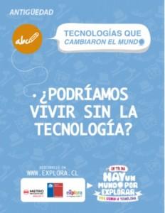 afiche tecnologías