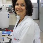 """Claudia Osorio: """"Es posible lograr cultivos resistentes al cambio climático"""""""