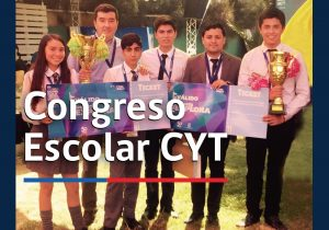 De O'Higgins son los ganadores del Congreso Nacional de Ciencia Escolar de CONICYT