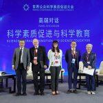 CONICYT participó en conferencia mundial sobre alfabetización científica