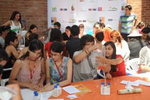 Jóvenes viven la aventura científica de los Campamentos Explora ChileVA!