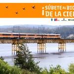 Región del Biobío tendrá Biotrén de la Ciencia