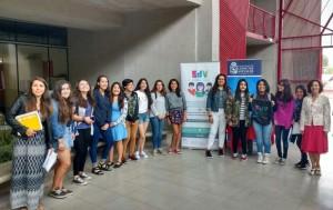 CONICYT otorga 260 becas a estudiantes de la Escuela de Verano de la Universidad de Chile