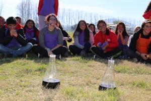 Así se vivió el Campamento Escolar de Ciencias y Tecnología de Explora CONICYT en Picarquín