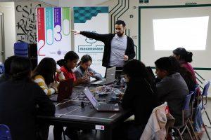 Estudiantes de Biobío y Valparaíso realizaron Pasantía Científica en la PUCV