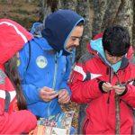 Ganadores de Congreso Nacional de Ciencia Explora CONICYT realizaron pasantía en Punta Arenas