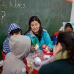 Talleres científicos llegan al Aula Hospitalaria y Barrio de La Chimba en Antofagasta