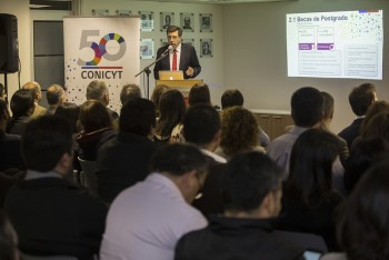 Cuenta Pública de CONICYT entregó balance de la  gestión institucional del año 2016