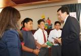 Director ejecutivo de CONICYT visitó la Región de Arica y Parinacota
