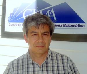 Investigador Gabriel Gatica