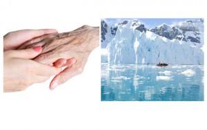 """Los dos nuevos centros desarrollarán su quehacer en las áreas prioritarias de """"Procesos de Envejecimiento y Factores Asociados a la Salud y Bienestar de los Adultos"""" y """"Ciencia Antártica y Sub-antártica""""."""