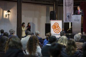 Impacto económico y político de eventos extremos fueron analizados en seminario internacional de CIGIDEN