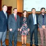 CONICYT participó en Seminario organizado por el COES