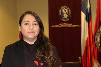 Investigadora de ACCDiS es reconocida como mejor científica joven