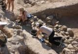 Archaeologists In Heraclea Lyncestis Excavation, Bitola - Macedonia Republic