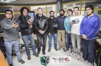 Suchai: Desarrollo espacial chileno de la mano de CONICYT