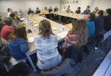 Directores de Grupos de Estudio de Fondecyt se reúnen con autoridades CONICYT