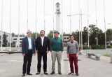 Científicos chilenos crean sistema infrarrojo que imita visión de los insectos