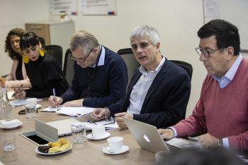 CONICYT y Fondecyt analizan con actores relevantes nuevo modelo de evaluación curricular para convocatoria Postdoctorado
