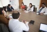 Director Ejecutivo (s) de CONICYT  se reúne con investigadores de iniciación y Post doctorado