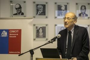 CONICYT realiza ceremonia de adjudicación del Tercer Concurso de Investigación Tecnológica de Fondef