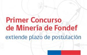CONICYT amplía plazo de postulación de su Primer Concurso IT en Minería