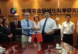 CONICYT firma importantes acuerdos de cooperación científica con India y la República Popular China