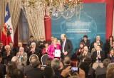 Mandataria recibió informe de la Comisión Presidencial Ciencia para el Desarrollo de Chile