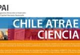 Chile Atrae Ciencia