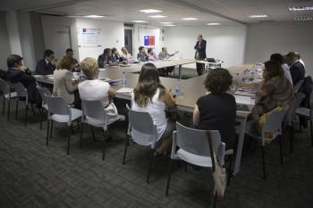 CONICYT se reúne con vicerrectores de universidades acreditadas en investigación