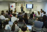 CONICYT realiza taller sobre la Convocatoria Subvención a la Instalación en la Academia