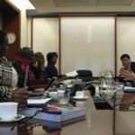 Delegación de Botswana visita CONICYT