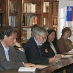 Encuentro del Comité ECOS en la Academia de Ciencias de Chile