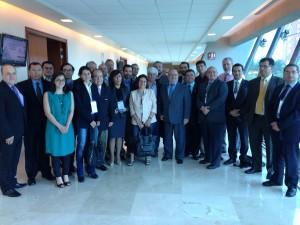 CONICYT organiza reunión de plataformas digitales TICs de Latino América en México