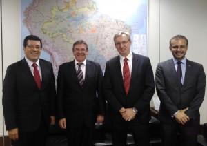 PCI Nicolai visita Brasil