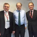Presidente del Consejo de CONICYT analizó el modelo británico de CyT