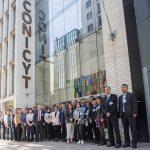 CONICYT convocó a expertos chinos y nacionales a taller sobre manejo de desastres naturales